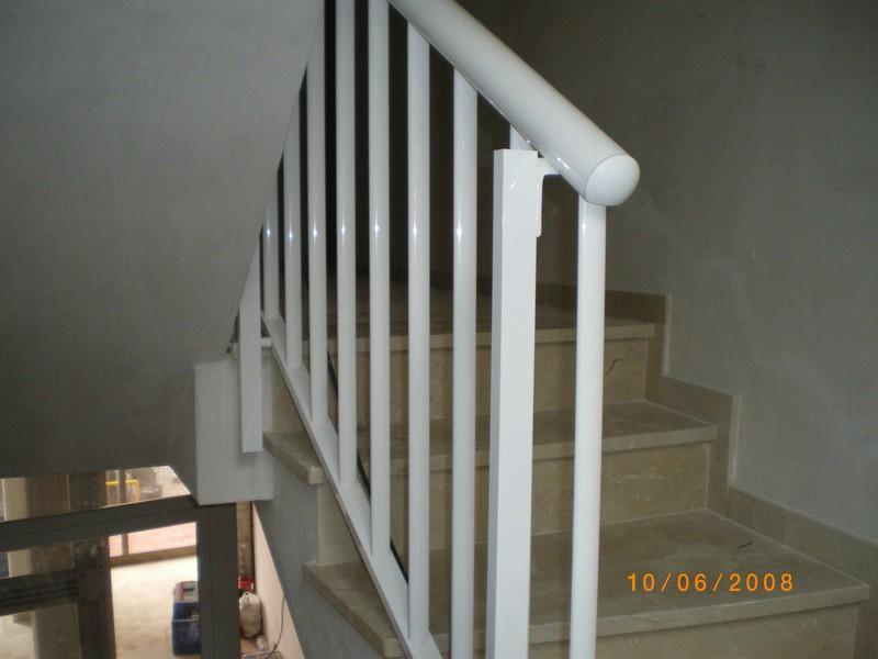 Aluminio barandilla manufacturas gandia carpinteria - Barandilla de aluminio ...
