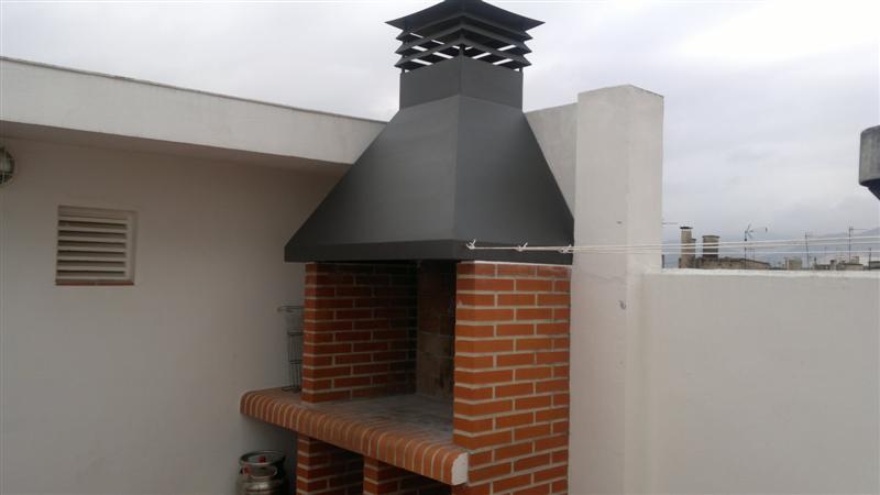 Hierro Hierro Campana Barbacoa Manufacturas Gandia Carpinteria Metalica En Gandia Valencia